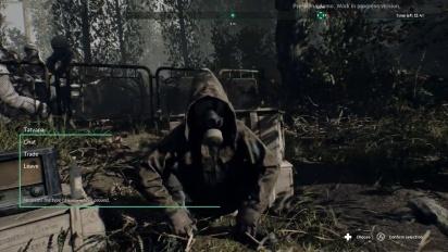 Chernobylite - Pre-Alpha Kickstarter Demo -pelikuvaa