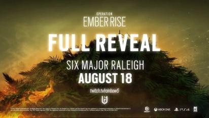 Rainbow Six Siege: Operation Ember Rise Operator's Gadgets -pätkä