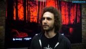 Blair Witch - Maciej Głomb haastattelussa