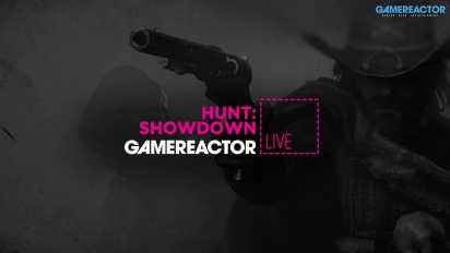 GR Liven uusinta: Hunt: Showdown - Console Release