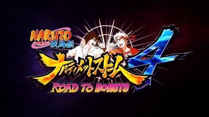 Naruto Shippuden: Ultimate Ninja Storm 4 Road to Boruto - Nintendo Switch Traileri