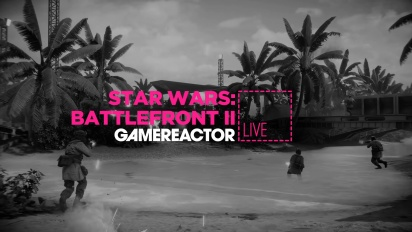 GR Liven uusinta: Star Wars Battlefront II - The Battle on Scarif