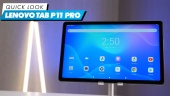 Nopea katsaus - Lenovo Tab P11 Pro
