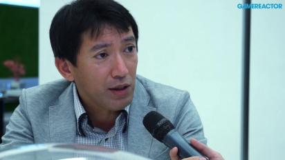 Shinji Mikamin haastattelu - Gamelab 2015