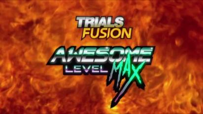 Trials Fusion - Awesome Level MAX -pelikuvatraileri