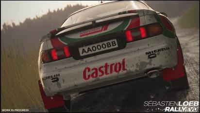 Sébastien Loeb Rally Evo -julkaisupäivän paljastustraileri