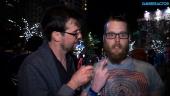 Wasted - Sean Baptisten haastattelu