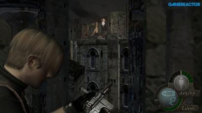 Resident Evil 4 HD - Castle Siege -pelikuvaa