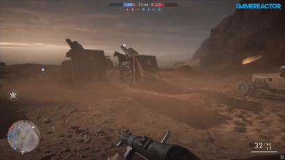 Battlefield 1 - Ultra-grafiikkapelikuvaa  (Seahawk 1080)