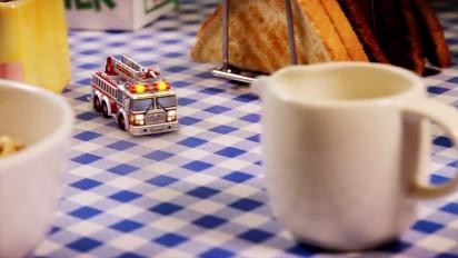 Micro Machines: World Series -julkistustraileri