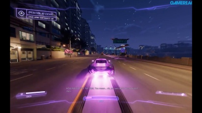 Agents of Mayhem - Hollywood Car -pelikuvaa