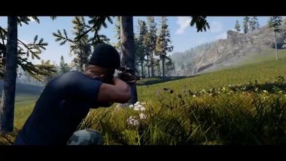 Hunting Simulator - Switch-version julkaisutraileri