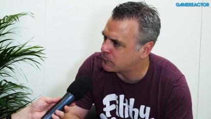 Bethesda - Pete Hines Gamescom-haastattelussa