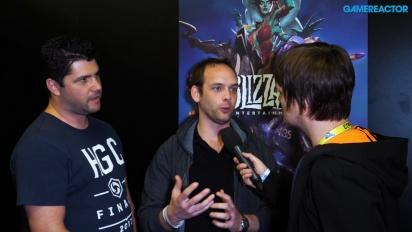 Heroes of the Storm - Matthew Cooper & Kaeo Milker haastattelussa