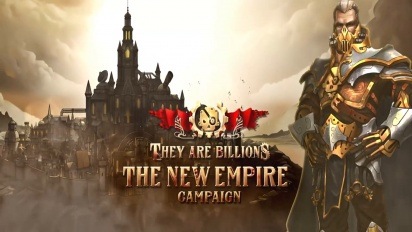 They Are Billions: The New Empire - virallinen traileri
