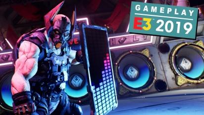 Borderlands 3 - E3-pelikuvaa