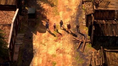 Desperados III - Isabelle Moreau -paljastustraileri