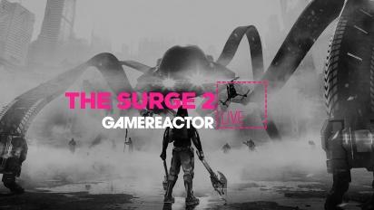 GR Liven uusinta: The Surge 2