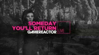GR Liven uusinta: Someday You'll Return