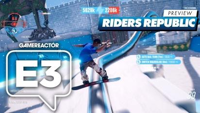 Riders Republic - E3-tunnelmat