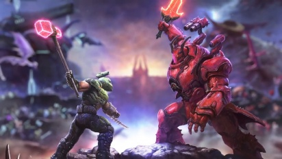 Doom Eternal: The Ancient Gods - Part Two - Nintendo Switch Release Date Traileri