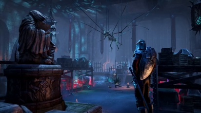 The Elder Scrolls Online - Waking Flame Gameplay -traileri