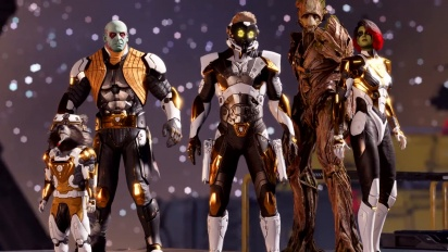 Marvel's Guardians of the Galaxy - julkaisutraileri