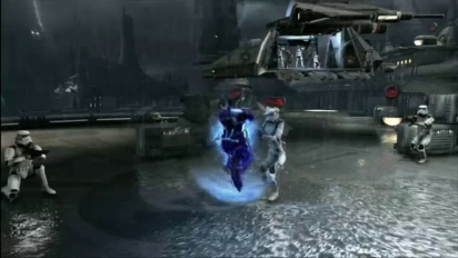 Star Wars: Force Unleashed II - Developer Diary: The Combat