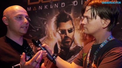 Deus Ex: Mankind Divided - Stephane Roy Interview