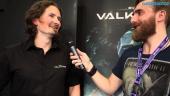 Eve: Valkyrie - Andrew Willansin videohaastattelu