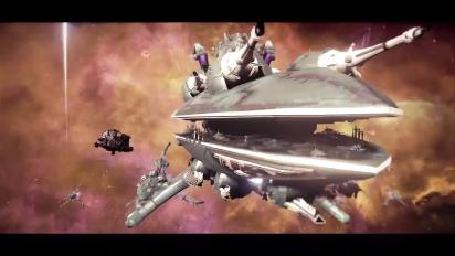 Battlefleet Gothic: Armada - Eldarin esittelytraileri
