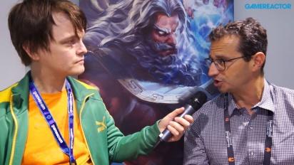 Hi-Rez Studios - Todd Harrisin haastattelu