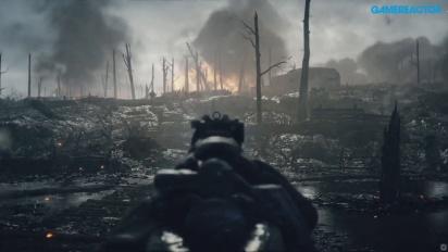 Battlefield 1 - Ultra-grafiikkapelikuvaa #1 (Seahawk 1080)