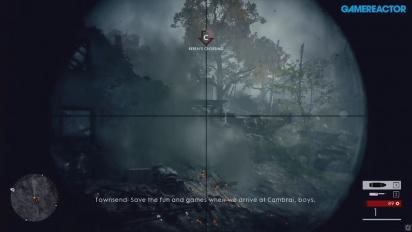 Battlefield 1 - Ultra-grafiikkapelikuvaa #2 (Seahawk 1080)