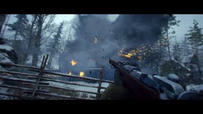 Battlefield 1 - In the Name of the Tsar kiusoittelutraileri