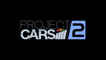 Project CARS 2 - Ferrari suuntaa Project CARS 2:hteen