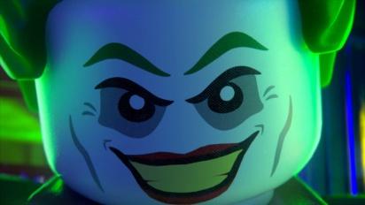 LEGO DC Super Villains - paljastustraileri