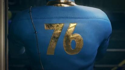 Fallout 76 - virallinen kiusoittelupätkä
