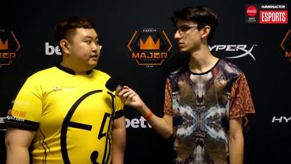 Faceit Minor (Aasia - Insanityn haastattelu