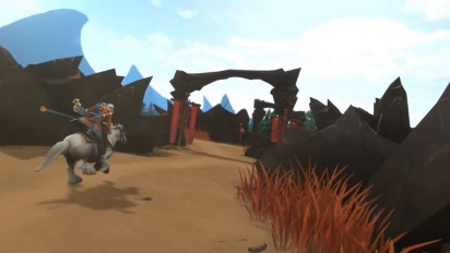 Battlerite Royale - pelikuvan paljastustraileri