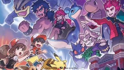 Pokémon: Let's Go Pikachu!/Let's Go Eevee! - Become the Pokémon League Champion Trailer
