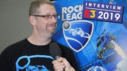 Rocket League - Scott Rudi haastattelussa