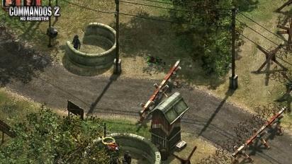 Commandos 2 HD Remastered - Gamescom-traileri
