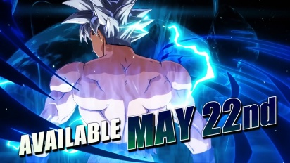 Dragon Ball FighterZ - Goku Ultra Instinct Release Date Traileri