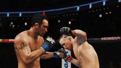 UFC 4 - virallinen paljastustraileri