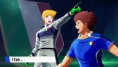 Captain Tsubasa: Rise of New Champions - Italy Junior Youth Traileri