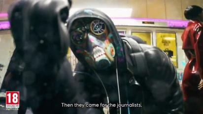 Watch Dogs: Legion - 'Tipping Point' Cinematic Traileri