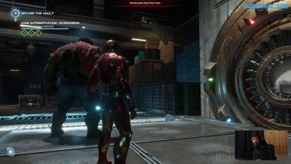 GR Liven uusinta: Marvel's Avengers - Endgame