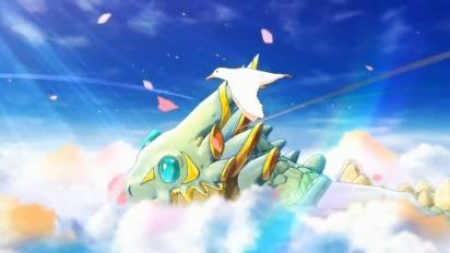 Rune Factory 5 - Gameplay-traileri (japaniksi)