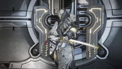 Warframe - Next-Gen Reveal -traileri